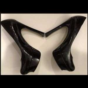 Women's ZIGI SOHO Stated Pumps Black size 8 M